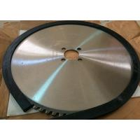 Wholesale Steel rail cut 660mm 80 teeth number 8CrV tungsten carbide tipped saw blade from china suppliers
