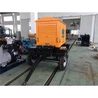 Wholesale High Pressure 120 KW Trailer Mounted Diesel Generator With High Temperature Radiator from china suppliers