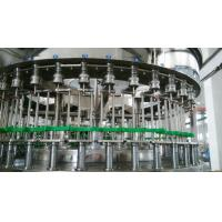 Wholesale Industrial 3 In 1 Automatic Liquid Bottle Filling Machine For PET Bottles 1000bph - 24000bph from china suppliers