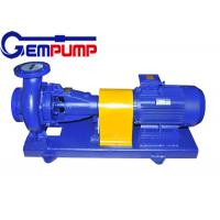 Wholesale Tray type BF Horizontal hydrochloric acid pump 5.2m ~ 100m Head from china suppliers
