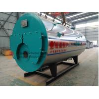 Wholesale Fire Tube Oil Fired Steam Boiler Energy Saving 94.5% Thermal Efficiency from china suppliers