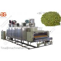 Buy cheap High effiency mung bean roaster machine for sale/mung bean baking machine factory price supplier from wholesalers