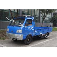 Wholesale No Emissions Load Capacity Small Electric Truck , Two Seats Electric Power Truck from china suppliers
