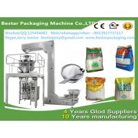 Wholesale Automatic vertical sugar packing machine with 10 heads combined weighers bestar packaging machine from china suppliers