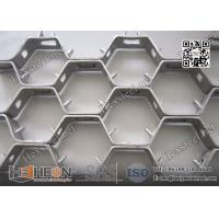 Wholesale AISI304H 20X2.0X50mm Stainless Steel Hexmesh With Laces | China Supplier from china suppliers