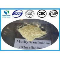 Wholesale Metribolone Tren Anabolic Steroid For Fat Burning 965-93-5 Yellow Powder from china suppliers