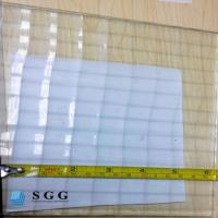Buy cheap Excellence quality 4mm 5mm 6mm clear silesia pattern glass from wholesalers