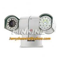 Wholesale MG-TC26-HID White Light PTZ Analog Camera/150m White Light+50m IR LED/License Plate number from china suppliers