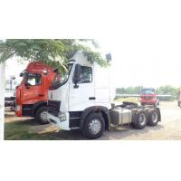 Wholesale HOWO A7 6*4-336HP-2 BEDS-Tractor truck-Semi-trailer Towing Truck from china suppliers