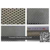 Wholesale Perforated Sintered Wire Mesh Filter Plate / Tube For Oil Wells Standard size from china suppliers