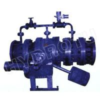 Wholesale DN300 - 2600 mm Hydraulic counter weight Flanged Globe Valve / spherical Valve /Ball Valve from china suppliers