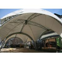 Wholesale Luxury Arch Tents Tensile Membrane Tent Roof Structure For Wedding Receptions from china suppliers