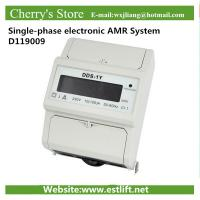 Wholesale electricity meter Single-phase electronic AMR System D119009 from china suppliers