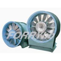 Wholesale TVF series Axial fan Blower for Tunnel/Metro Ventilation with cast aluminum impeller from china suppliers
