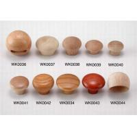 Wholesale Natural Upscale Pellet Wooden Knobs Handles For Drawer Movable Compact Design from china suppliers