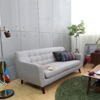 Buy cheap Best Selling Sectional Velvet Three Seat Sofa For Meeting Room from wholesalers