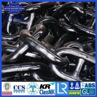 Quality Open Link Anchor Chain-Aohai Marine China Largest Manufacturer with IACS and Military Certification for sale