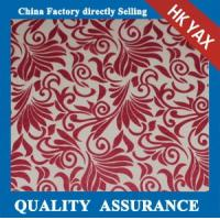 Wholesale Red flower voile lace fabric for shirts;china factory voile lace fabric;voile lace fabric price from china suppliers