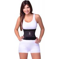 chwhite S'BELT Breathable Waist Tummy Belt Sport Body Shaper Trainer Corset -Body Shaper