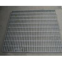 Wholesale High Bearing 316 Stainless Steel Bar Grating / 100 x 10 Load Bar serrated from china suppliers
