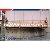 Wholesale ZLP500 Rope Suspended Platform Exterior Window Cleaning System from china suppliers