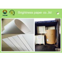 Wholesale High Stiffness Greeting Card Sheets , Glossy Cardboard Sheets Folded from china suppliers