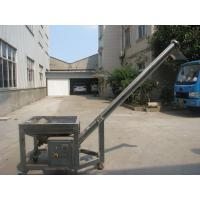 Wholesale Stainless Steel 304 / 316L Conveying Machine / Flexible Screw Elevator Auger from china suppliers