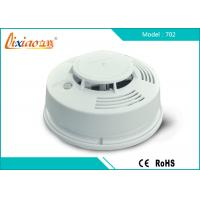 Wholesale DC12V ABS Home Office Security Wireless Cordless Fire Alarm System from china suppliers