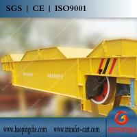 Wholesale Warehouse track electric pallet for transporting materials from china suppliers