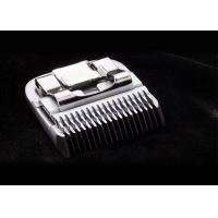 Quality 24 Teeth Stainless Steel Hair Clipper Blades For Animal Hair Trimmer Machine for sale
