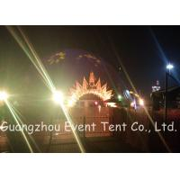 Wholesale Professional Prefab Canopy Party Tent Fire Retardant For Harsh Environments from china suppliers