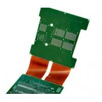 Wholesale Multilayer Flex rigid PCB FR4 , CU(RA 18um+AD 15UM+PI 12.5um and SMD , DIP , AI assembly from china suppliers