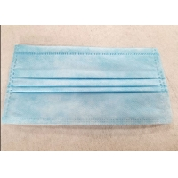 Wholesale One Time Disposable 3 Ply Civilian Non Woven Fabric Earloop Mask from china suppliers
