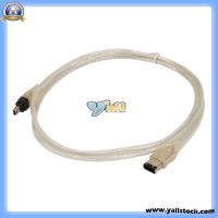 Wholesale Firewire Cable for IEEE 1394 PC 6 to 4-Pin -CL021 from china suppliers