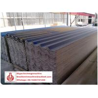 Wholesale Fireproof Corrugated Roof Tile Making Machine Decorative Roof Sheet Forming Machine from china suppliers