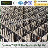 Wholesale Painted AS / NZS - 4671 Steel Reinforcing Mesh Industrial Shed Slabs Use from china suppliers