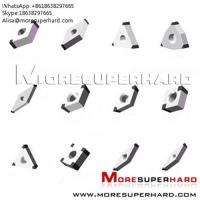 Wholesale Soldering & Brazed PCBN Inserts  Alisa@moresuperhard.com from china suppliers