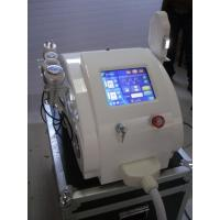Wholesale RF cavitation Laser Hair Removal Machine , ultrasonic vacuum ipl beauty equipment from china suppliers
