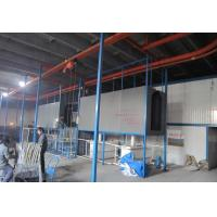 Wholesale Automatic Powder Coating Plant / Spraying Paint Coating Line , High Efficiency from china suppliers