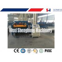 Wholesale PLC Controller Roof Panel Roll Forming Machine With Manual Passive Decoiler 5.5KW from china suppliers