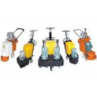 Wholesale 12 Heads Three Phase Marble Granite Floor Grinder Polisher , Adjustable Handle from china suppliers