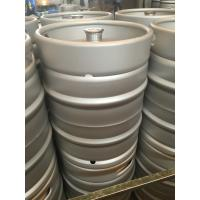 Buy cheap EPDA tube Europe stainless steel keg 50L made of stainless steel 304 from wholesalers