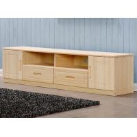 Wholesale Home Furniture TV Stand Storage / Bedroom TV Stand Pine Wood Eco Friendly from china suppliers