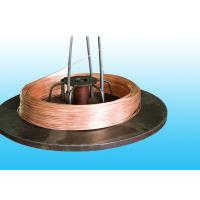 Wholesale Environmental Copper Coated Bundy Tube , Wall Thickness 0.65mm from china suppliers