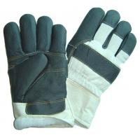 Wholesale Winter leather work glove 604FWDP from china suppliers
