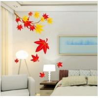 Wholesale Contemporary Custom Modern Wall Decoration Flower Stickers, Design Wall Sticker from china suppliers
