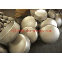 Wholesale Stainless steel Cap A403 WP304 L / WP316 L / WP321 H / WP347  ASME B16.9 from china suppliers
