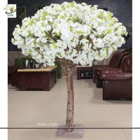 Wholesale UVG CHR038 High Simulation cherry blossom mini trees Table Centerpieces home landscaping from china suppliers