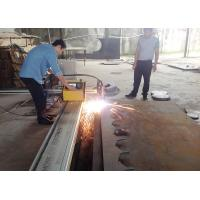 Wholesale 2 - 20mm Portable CNC Cutting Machine / CNC Plasma Cutters 7.0 Inches LCD Display from china suppliers