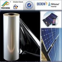 Wholesale ETFE solar cell film , solar cell front sheet film from china suppliers